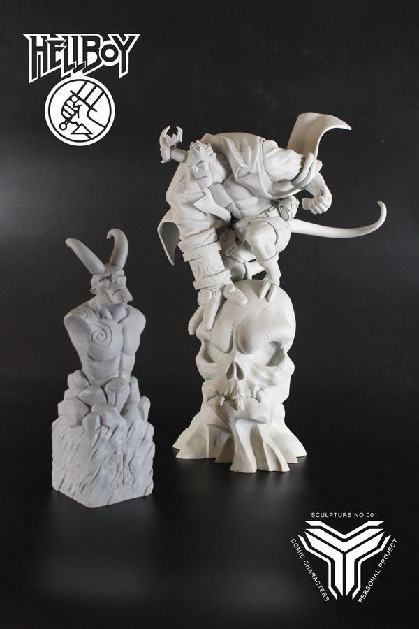 画像3: Hellboy 地獄男爵 DX