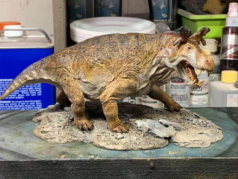画像1: Estemmenosuchus