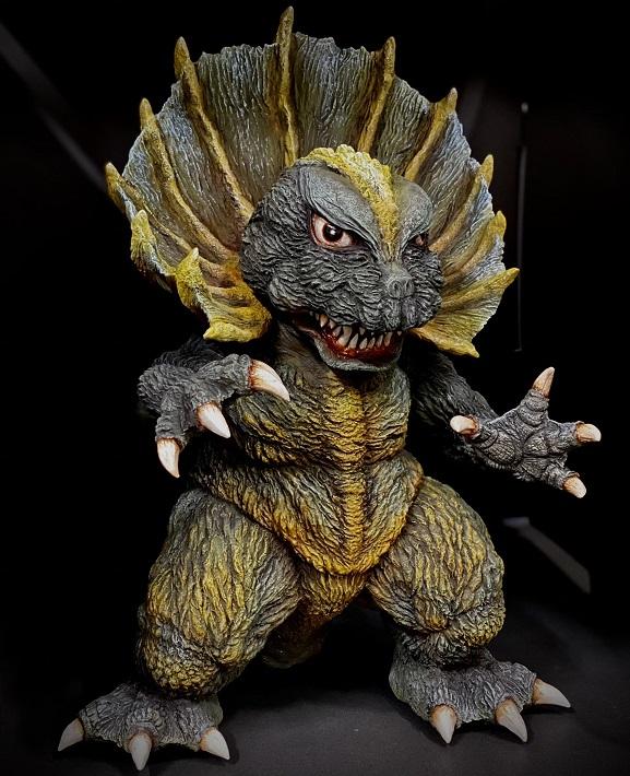 画像1: エリマキ恐竜 ジラース